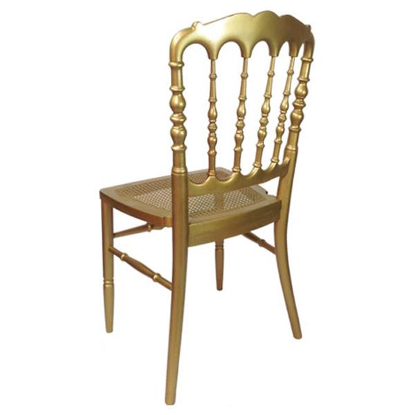 aluguer cadeiras douradas