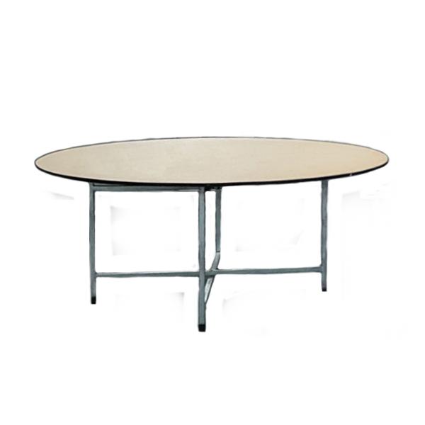 aluguer mesas redondas