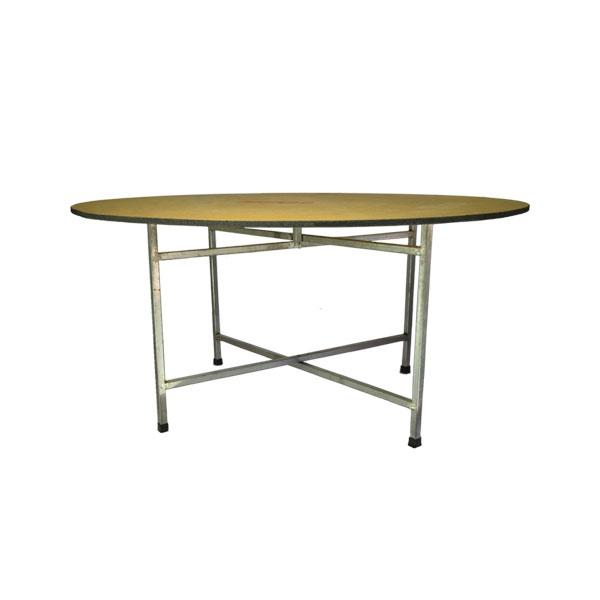 mesa redonda 1.60 mts