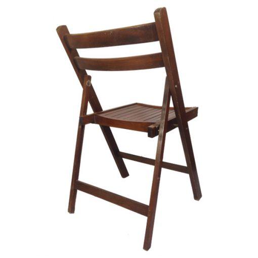 aluguer cadeiras madeira
