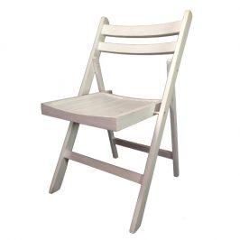 Aluguer de cadeirasde madeira branca