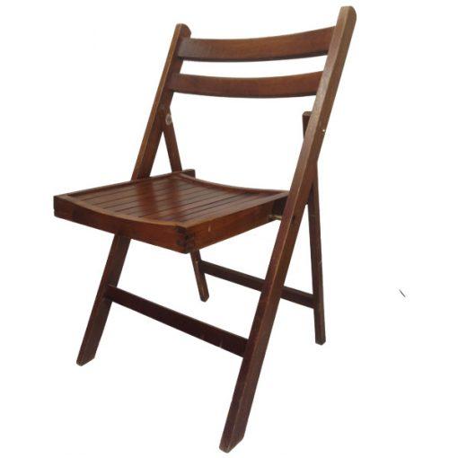 Aluguer cadeirasde madeira mogno