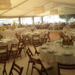 aluguer de tendas para casamentos