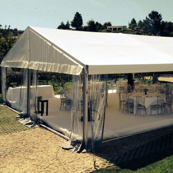 aluguer de tendas para eventos