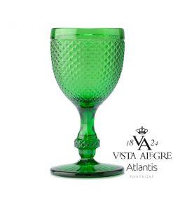 copos de picos verdes