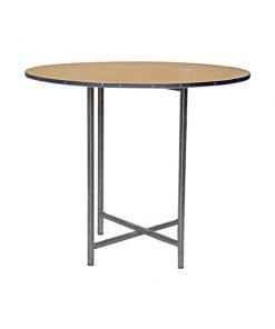 aluguer de mesa de bolo Mesa redonda 90