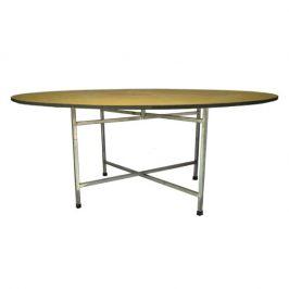 mesa redonda 2.10 mts