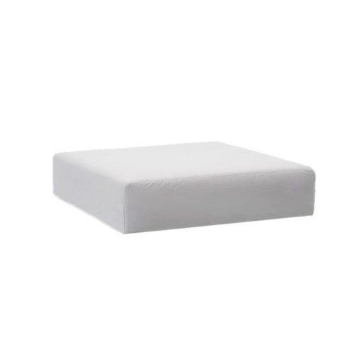 aluguer de sofa branco em napa