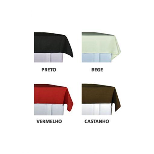 aluguer toalhas retangulares