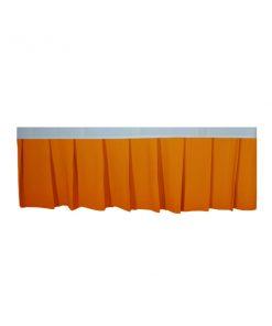 aluguer de saiote laranja