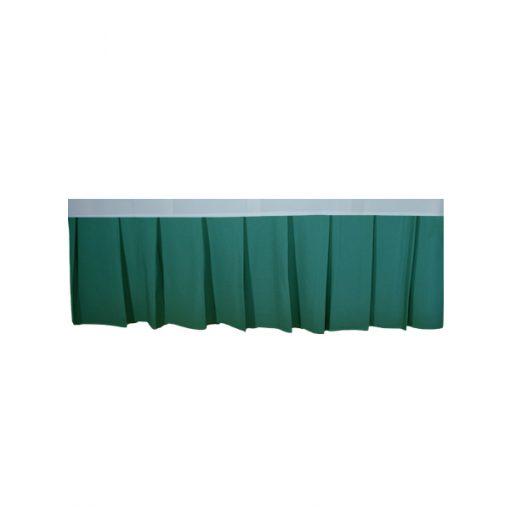 aluguer de saiote verde