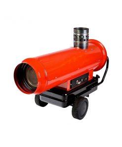 Canhão de Ar Diesel