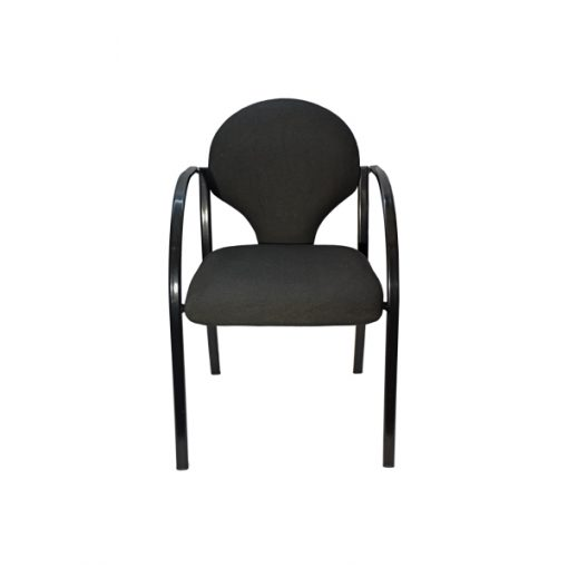 aluguer de cadeira para palestra cor preta