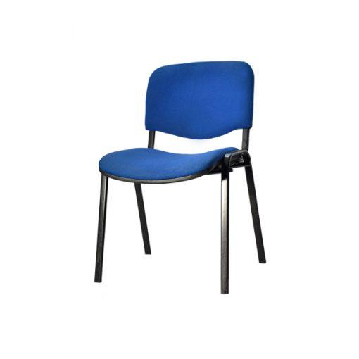 aluguer de cadeiras para palestra cor azul