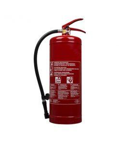 aluguer de extintores