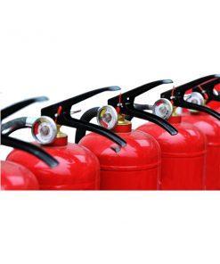 aluguer de extintores para festas